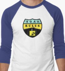 Road Rules MTV Men's Baseball ¾ T-Shirt