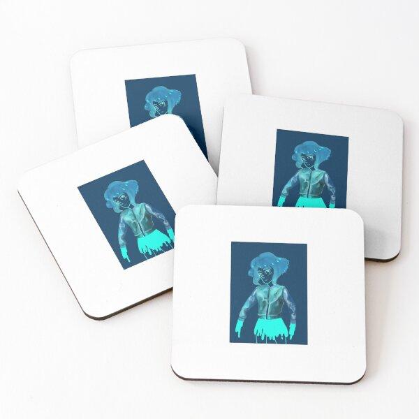 Fanart of Lapis Lazuli Coasters (Set of 4)
