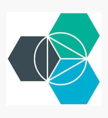 IBM Bluemix Photographic Print