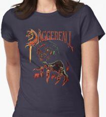 Daggerfall The Elder Scrolls 2.0 Womens Fitted T-Shirt