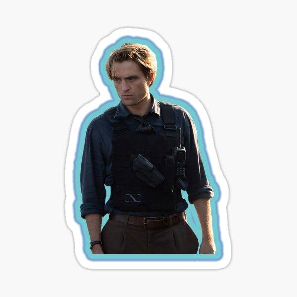 Robert Pattinson comme Neil dans Tenet Sticker