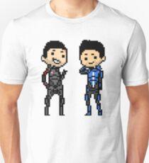 Shepard/Kaiden Unisex T-Shirt