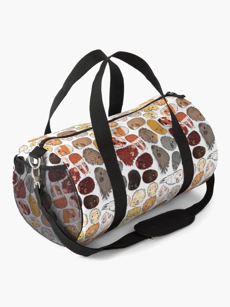Alternate view of Guinea Pig Gradient Duffle Bag