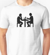 Chess player Unisex T-Shirt
