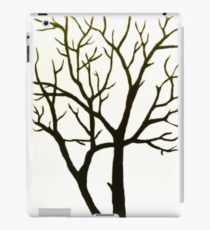 White Tree iPad Case/Skin