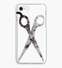 Creating Beauty One Head at a Time iPhone Case/Skin