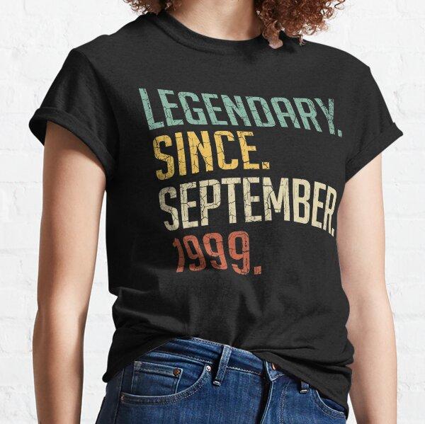 Âgé à la Perfection 1999 21st Anniversaire Pour Femme Drôle T-shirt 21 ans cadeau top