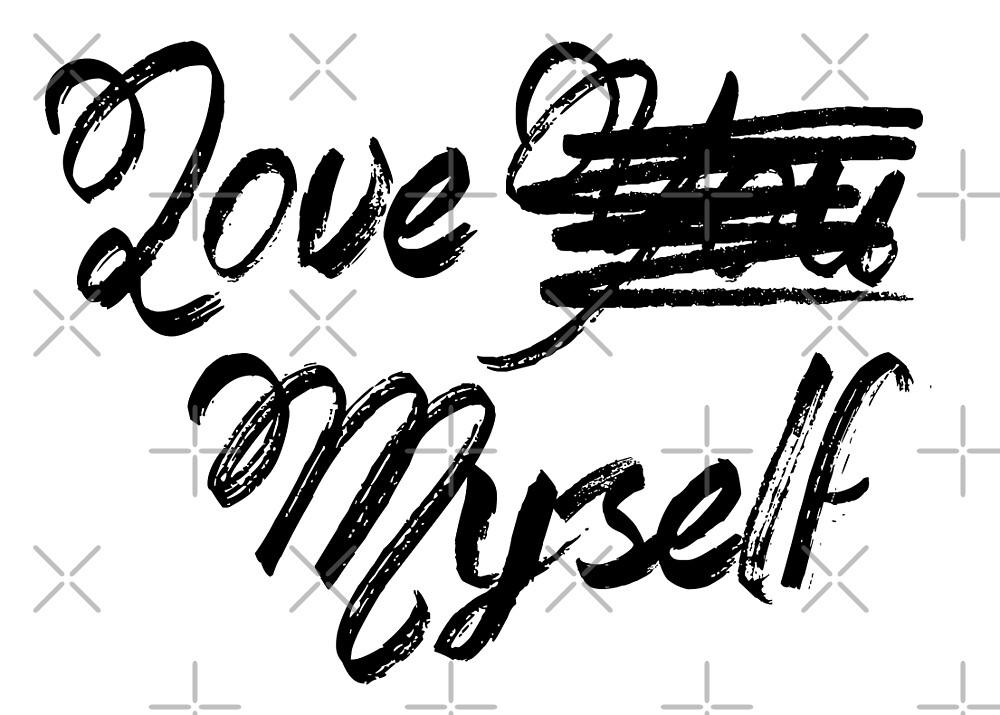 Love Myself by tteeyydd