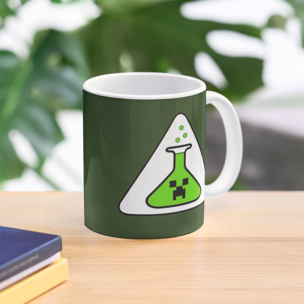 Creeper's Lab beaker Mug