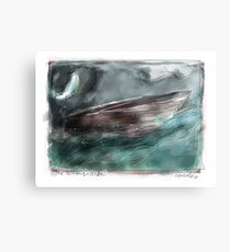 the rising tide Metal Print