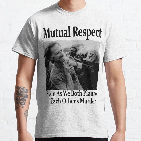 Werner Herzog and Klaus Kinski's Mutual Respect Classic T-Shirt