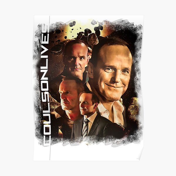 #CoulsonLives Poster