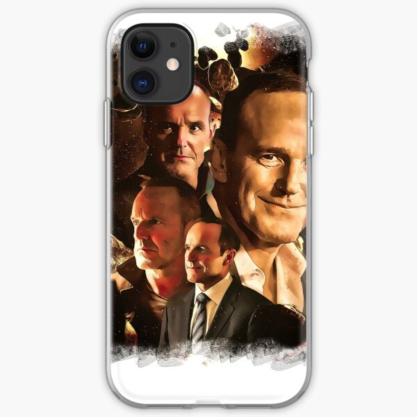 #CoulsonLives iPhone Soft Case