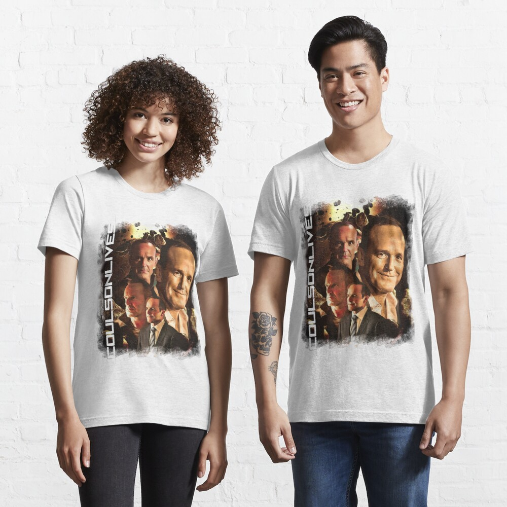 #CoulsonLives Essential T-Shirt
