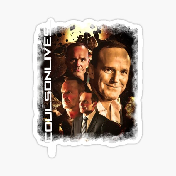 #CoulsonLives Sticker