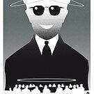 Dr Strangelove-black version (SK Films) by Alain Bossuyt
