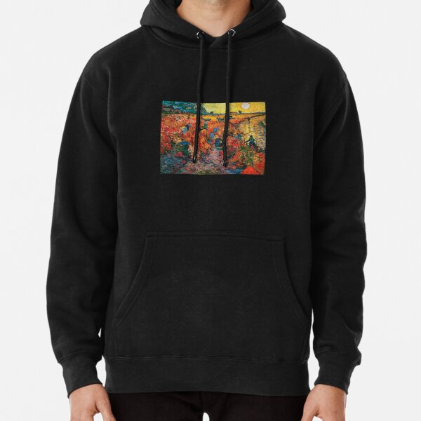 Copy of Sunflowers Pullover Hoodie