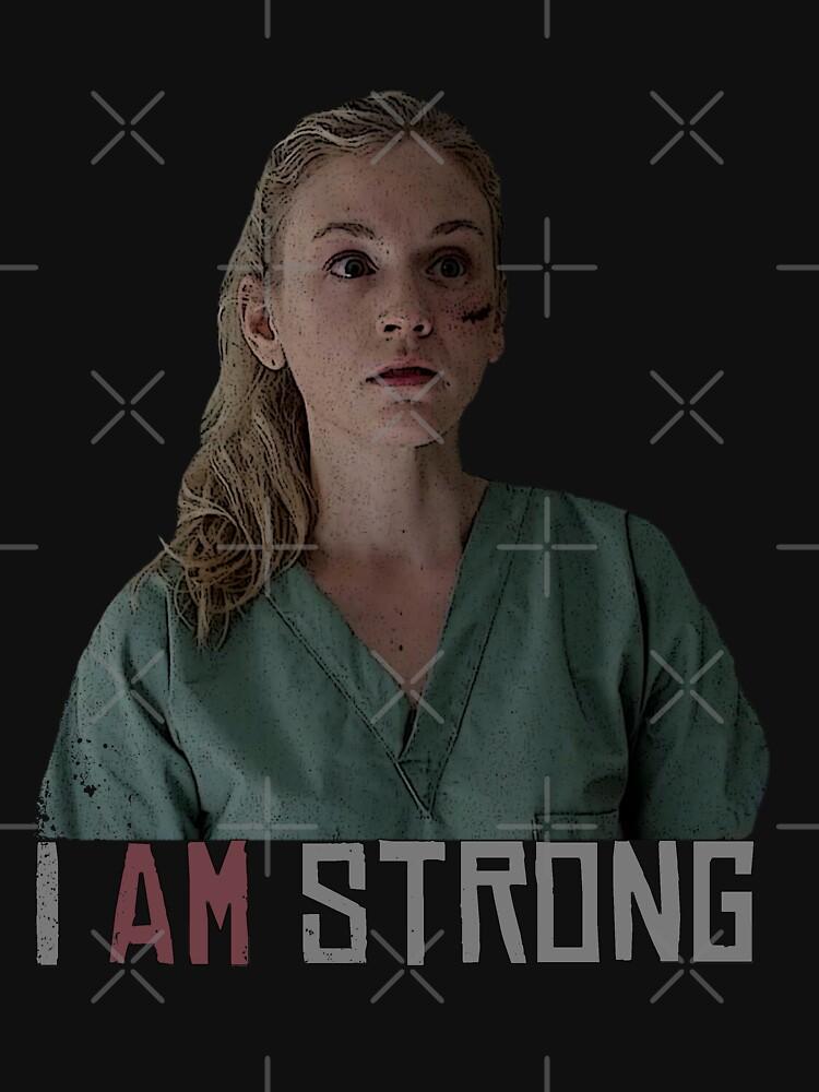 I AM Strong. | Women's T-Shirt