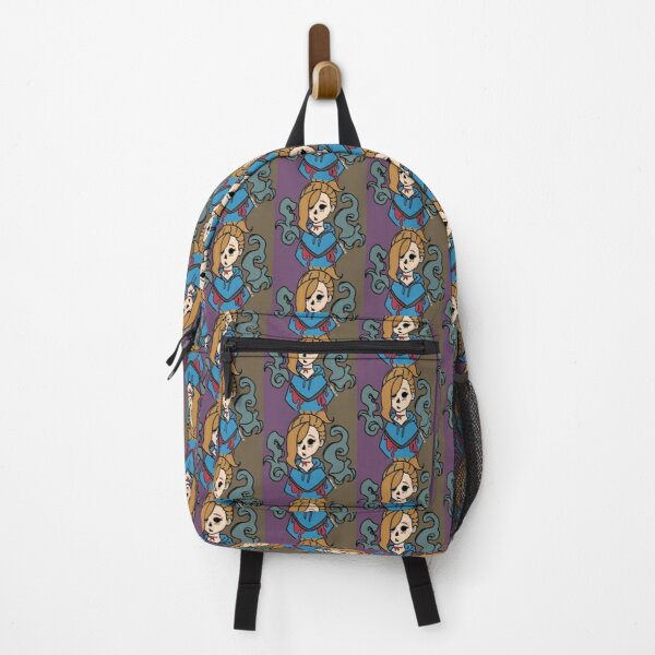 Ghostly Girl Backpack