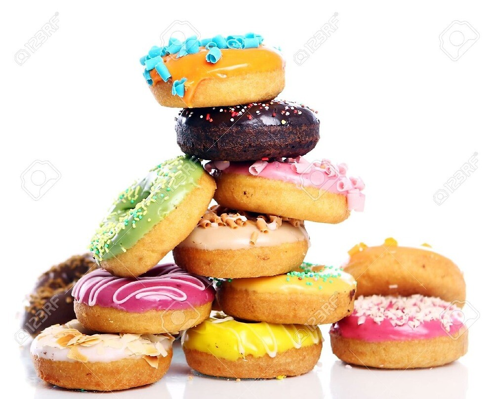 Donuts by Virginia <3