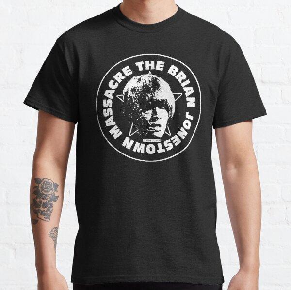 Le logo du massacre de Brian Jonestown T-shirt classique