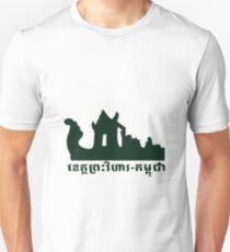 Prasvihear-Cambodia Unisex T-Shirt