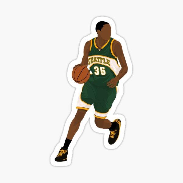 Kevin Durant - Rookie Sticker