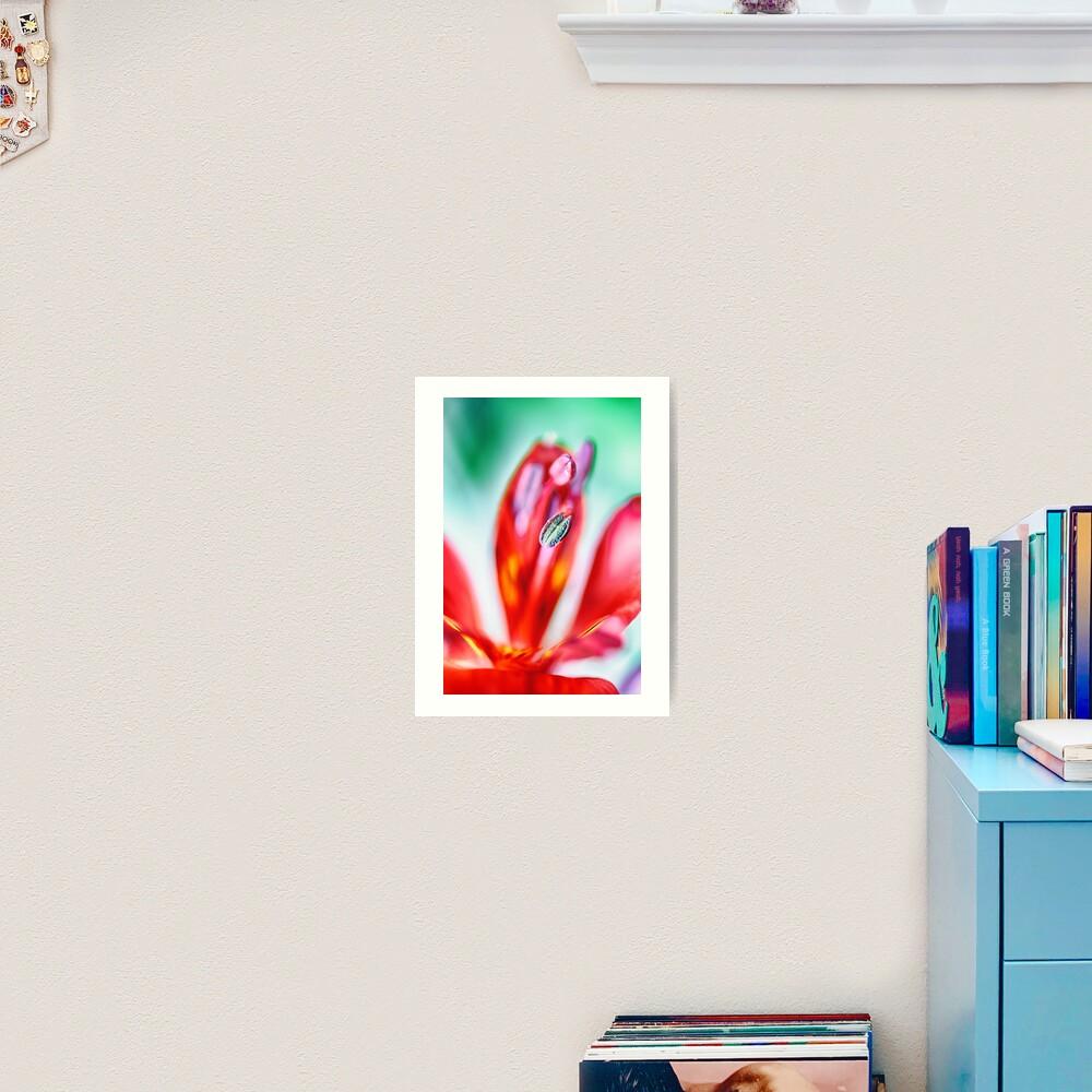 Flower Mystical  Art Print