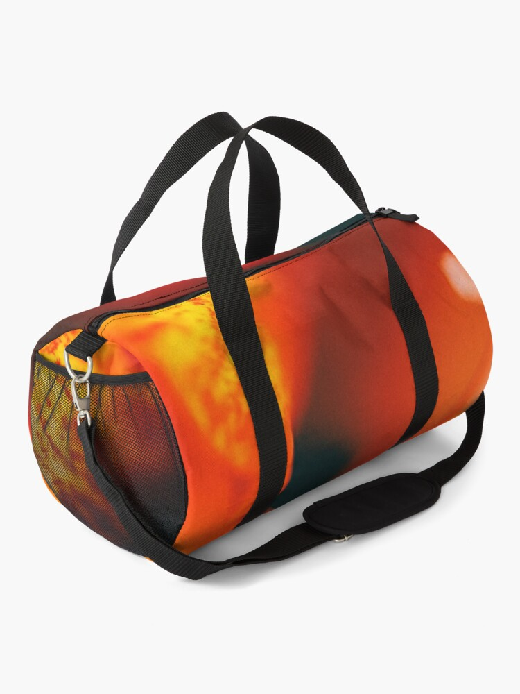 Alternate view of Flower Mystical  Duffle Bag
