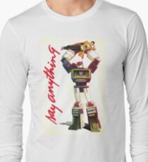 soundwave - say anything Long Sleeve T-Shirt