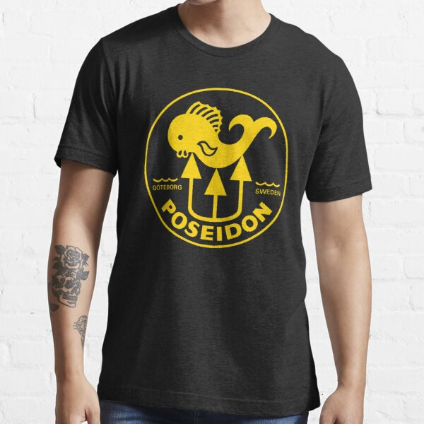 Poseidon Scuba Logo Essential T-Shirt