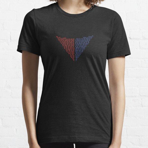 Valiant Logo Models Essential T-Shirt