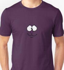 Eek  the Cat - Face Unisex T-Shirt