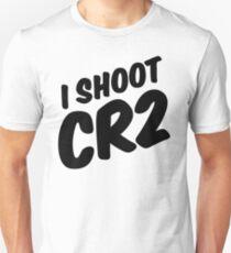 I shoot CR2 T-Shirt