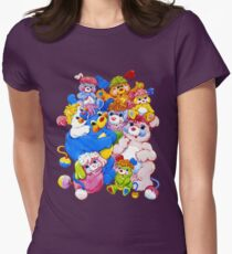 Popples - Group - Color Women's Fitted T-Shirt