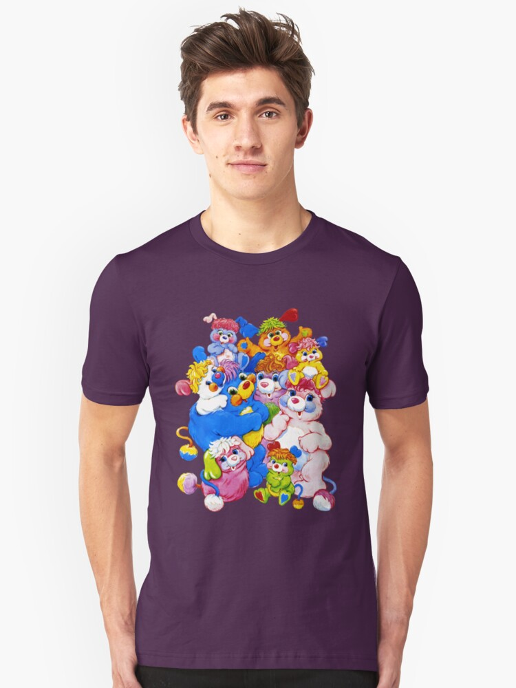 Popples - Group - Color Unisex T-Shirt Front