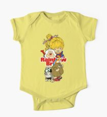 Rainbow Brite - Group Logo #1 - Color  One Piece - Short Sleeve