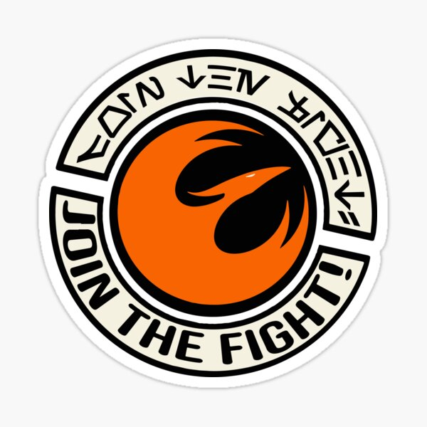 Join the Fight! Sticker