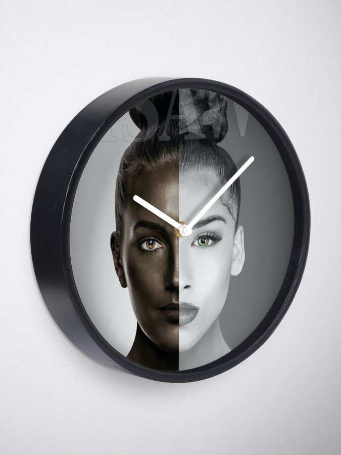 Alternate view of How Do You Define Beauty Clock