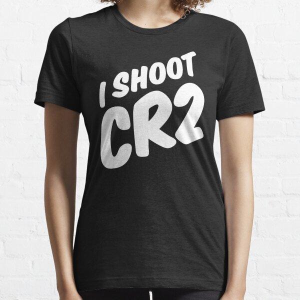 I shoot CR2 Essential T-Shirt