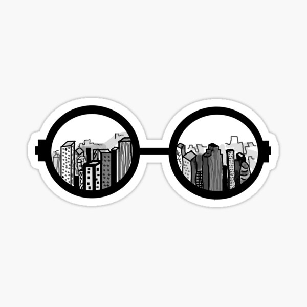 Black And White Aesthetic Stickers Redbubble
