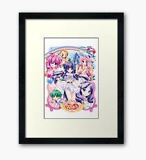 My Little Pony Anthro Framed Print