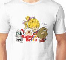 Rainbow Brite - Group Logo #2 - Color Unisex T-Shirt