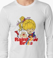 Rainbow Brite - Group - Rainbow & Twink - Large - Color T-Shirt