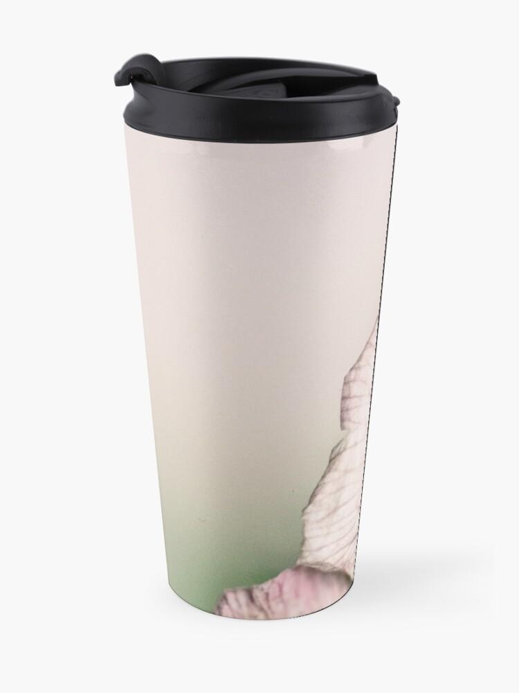 Alternate view of Flower Mystical Travel Mug