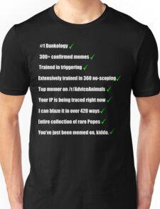 Memed On T-Shirt