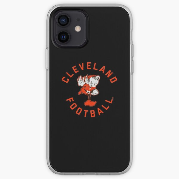 Cleveland Browns DamgoodGame Brownie iPhone Soft Case