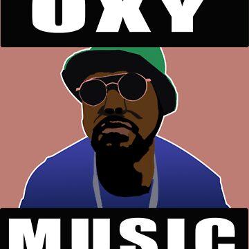 Schoolboy Q - Oxymoron by tokyoterror