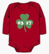St. Patrick's day  One Piece - Long Sleeve