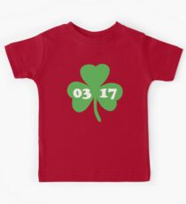 St. Patrick's day  Kids Tee